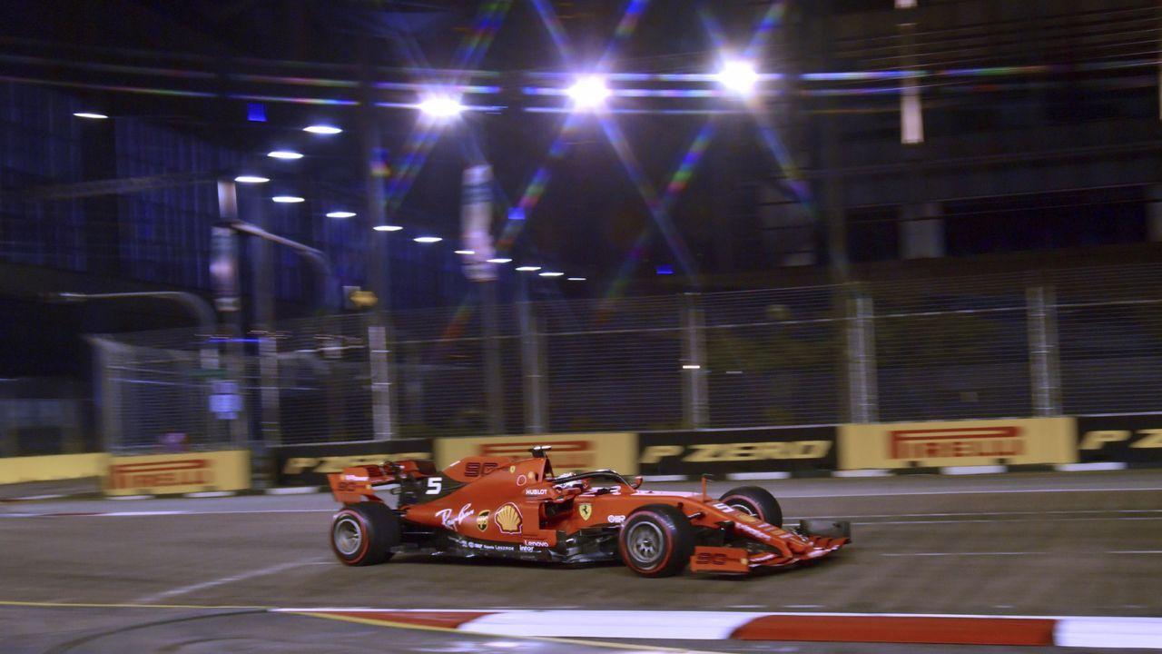 Marina Bay Circuit (Singapur) - Bildquelle: imago