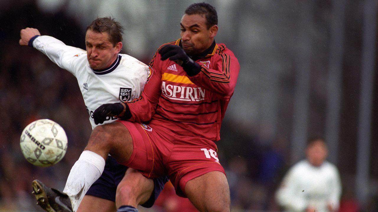 Platz 5 (geteilt): SSV Ulm - Bayer Leverkusen 1:9 (18.03.2000) - Bildquelle: imago sportfotodienst
