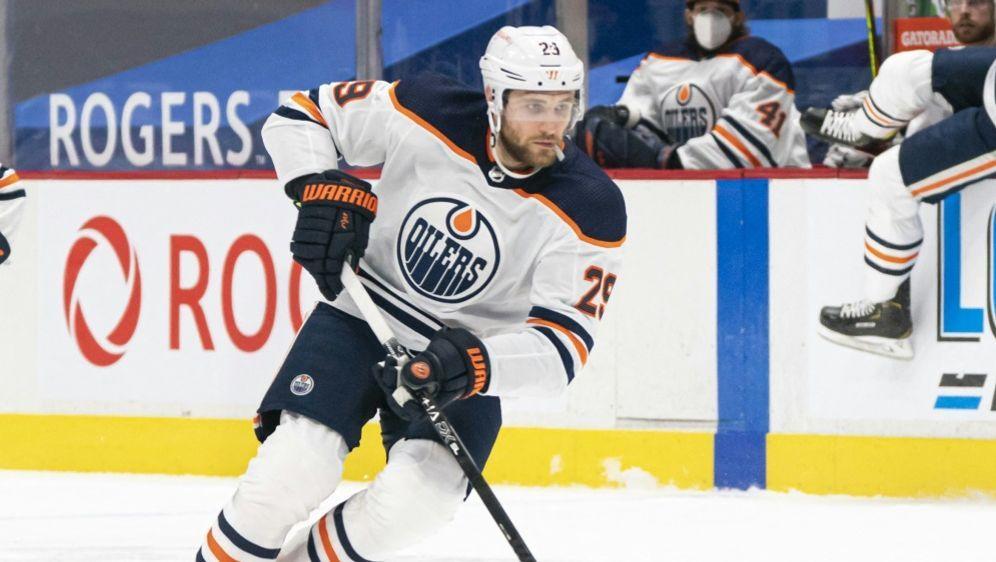 Leon Draisaitl läuft für die Edmonton Oilers auf - Bildquelle: AFP/GETTY SID/RICH LAM