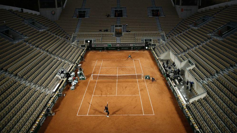 Eine Doppelspielerin darf in Paris nicht teilnehmen - Bildquelle: AFPSIDTHOMAS SAMSON