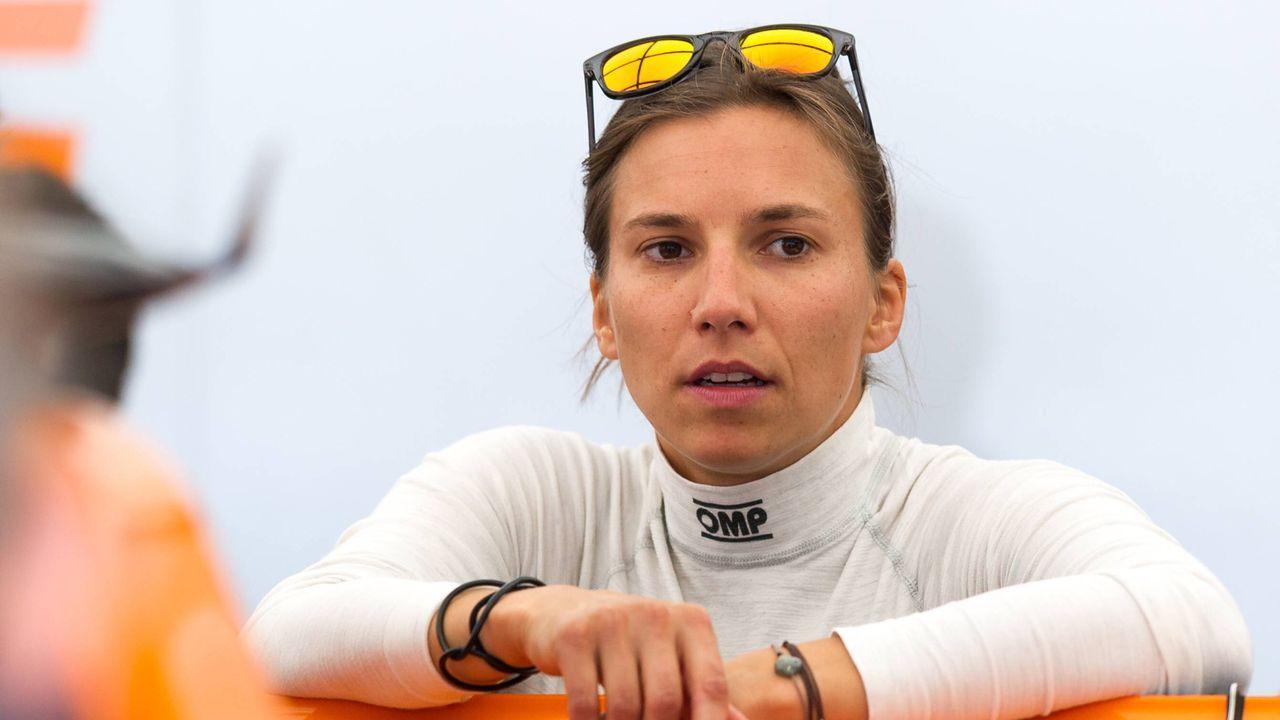 Frauen in der Formel E - Bildquelle: imago/Uk Sports Pics Ltd