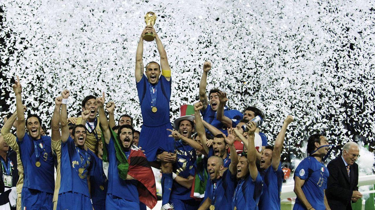 Platz 6: Italien (drei Final-Teilnahmen) - Bildquelle: imago