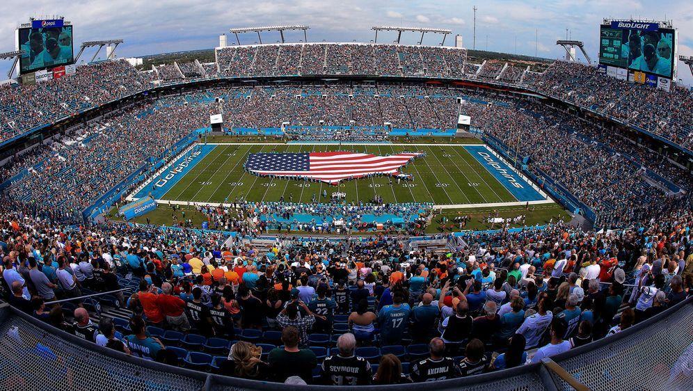 Super Bowl Spielplan