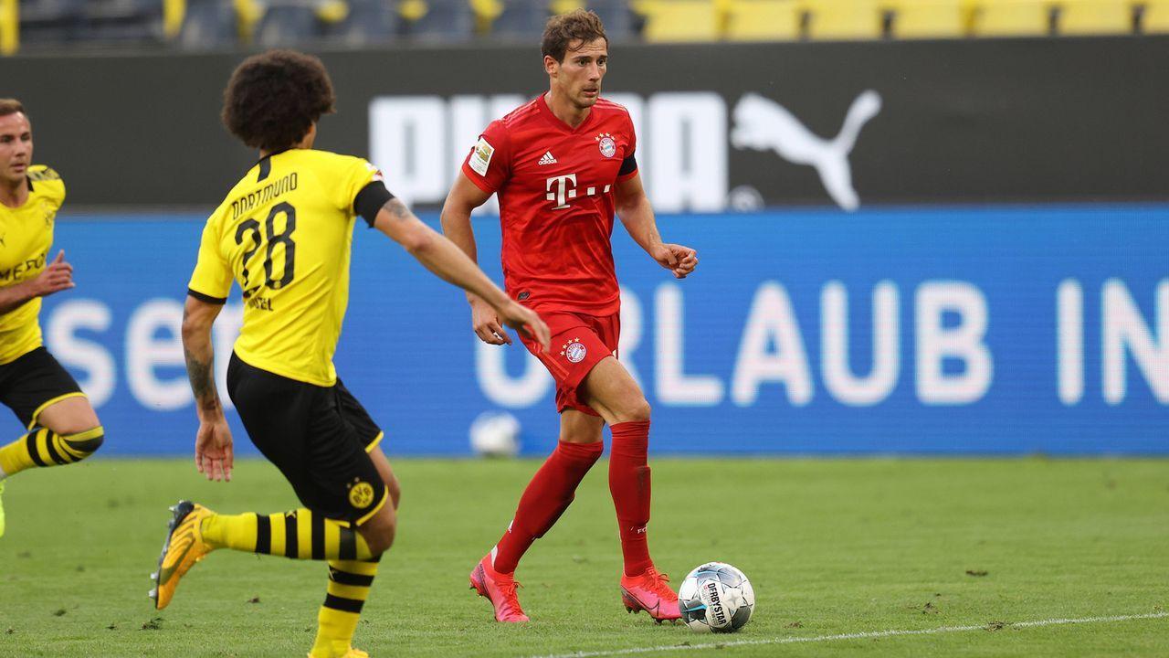 Platz 3: Bundesliga (Deutschland) - Bildquelle: Jürgen Fromme/firo Sportphoto/POOL