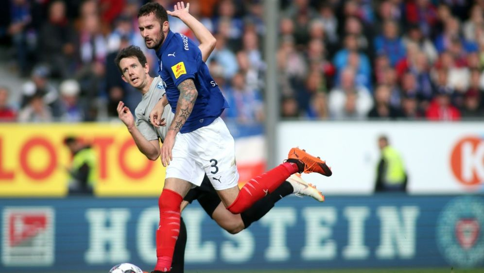 Dominik Schmidt verlängert seinen Vertrag bis 2020 - Bildquelle: FIROFIROSID