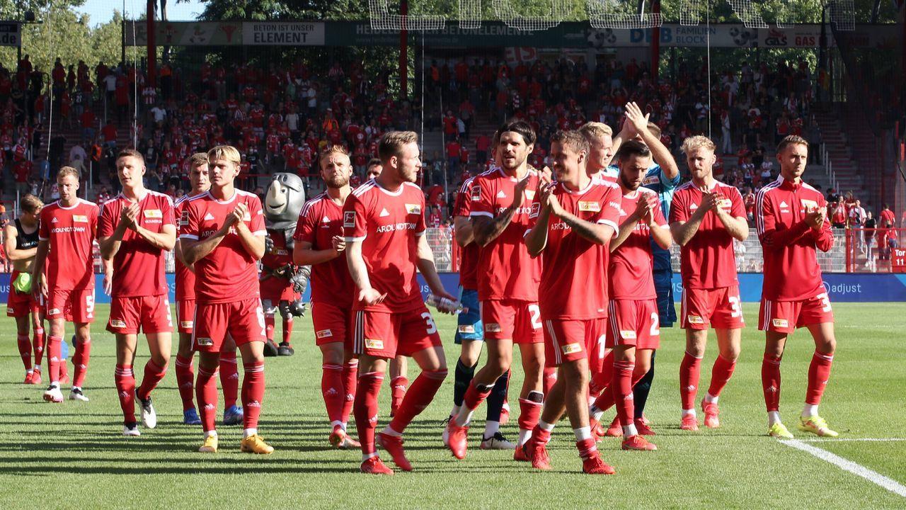 Trotz 33-Mann-Kader: Union Berlin muss mit verkleinertem Aufgebot in die Conference League - Bildquelle: Imago