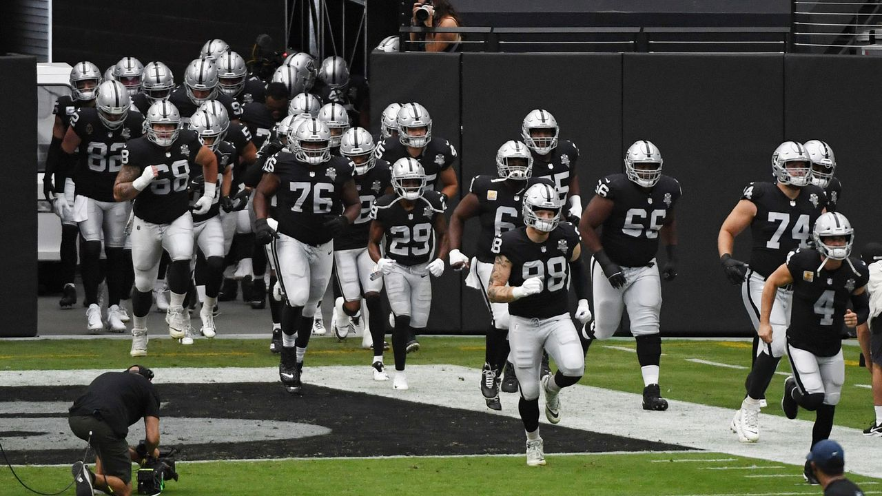 Las Vegas Raiders - Bildquelle: 2020 Getty Images