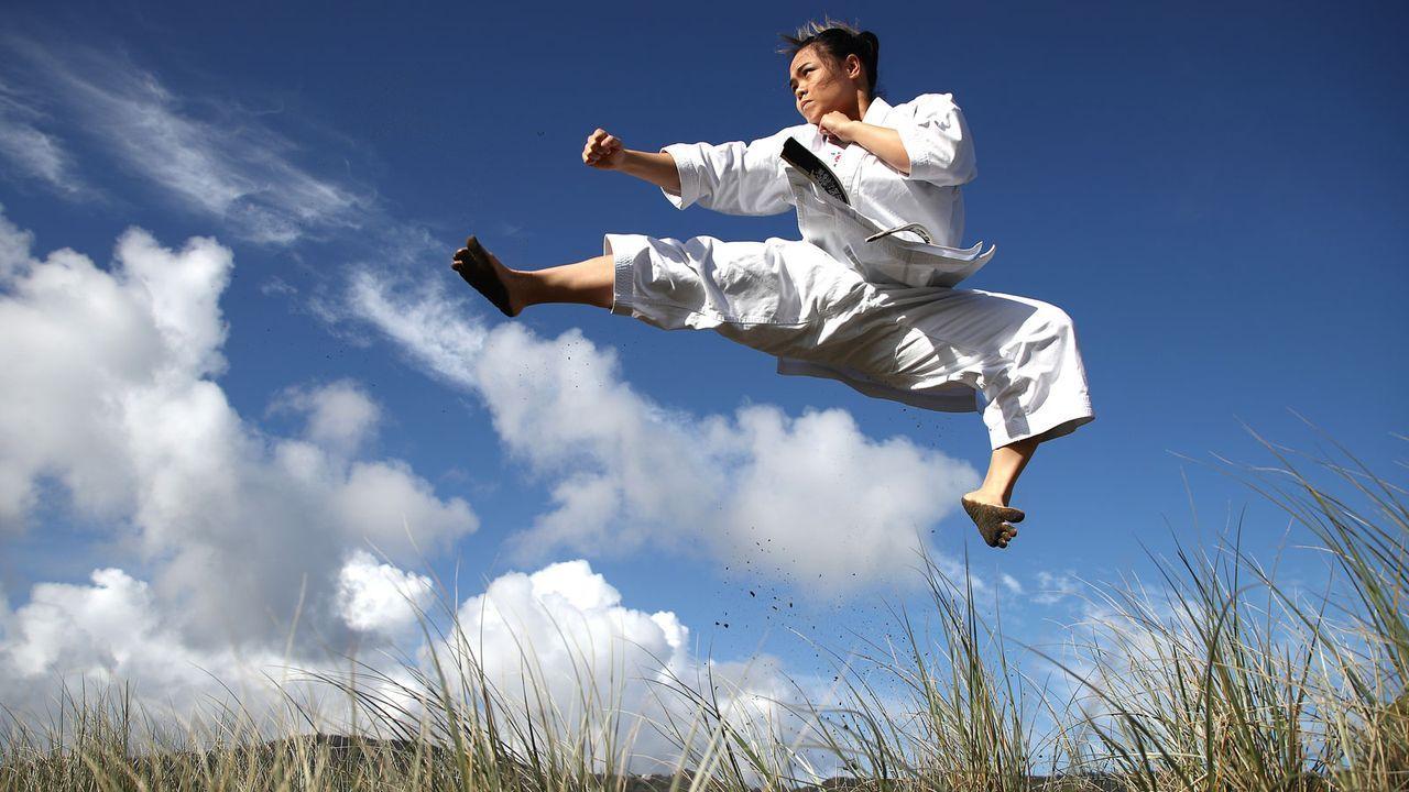 Neue Sportarten: Karate - Bildquelle: Getty Images