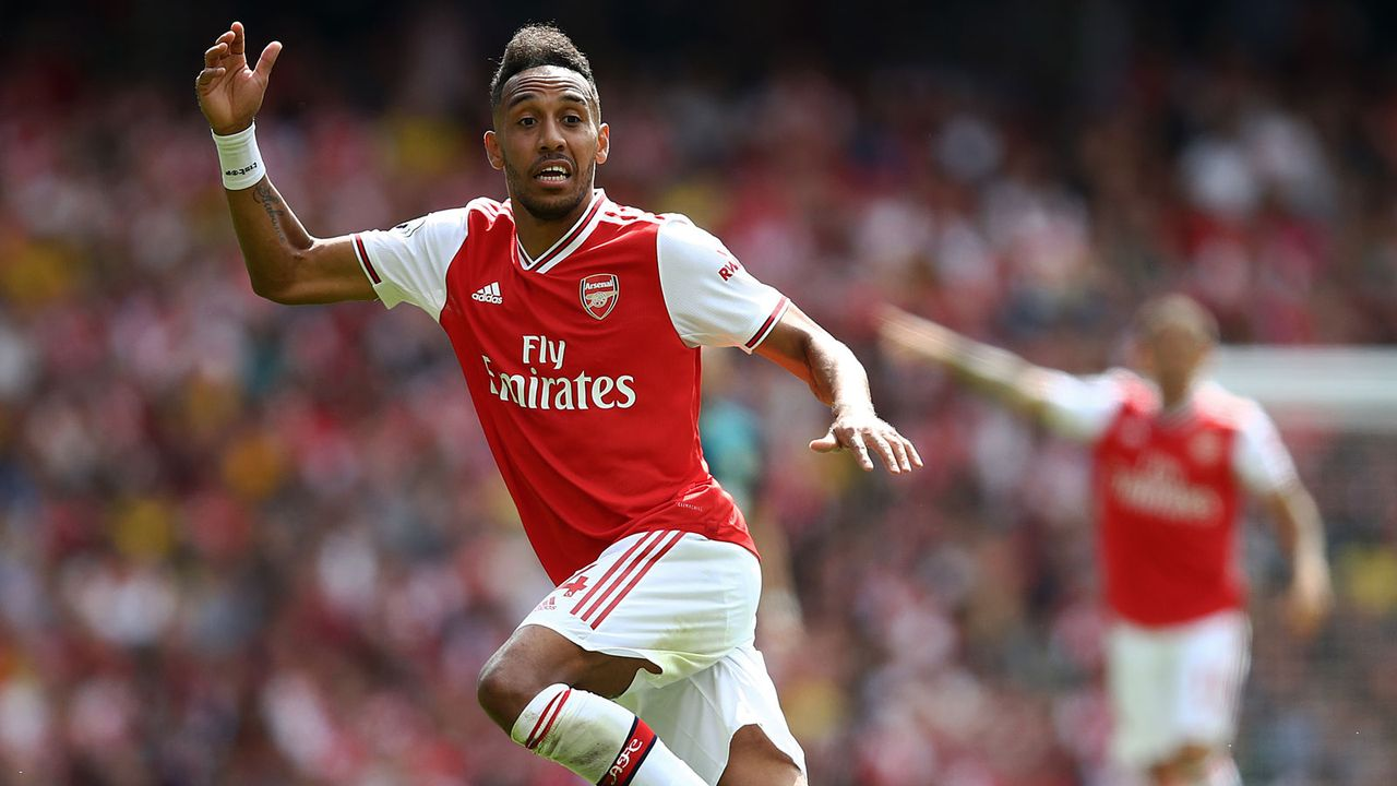 Pierre-Emerick Aubameyang - Bildquelle: 2019 Getty Images