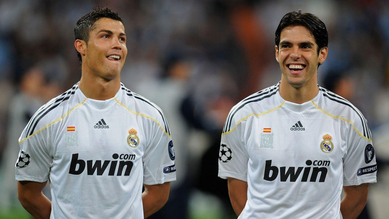 3. Platz: Real Madrid 2009/10 - Bildquelle: 2009 Getty Images