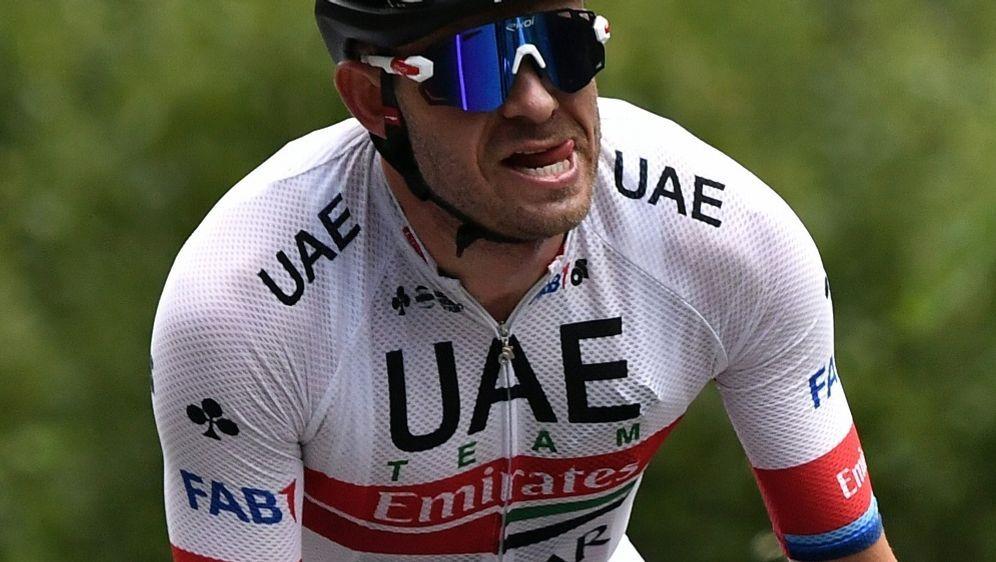 Alexander Kristoff gewann die zweite Etappe - Bildquelle: AFPSIDMARCO BERTORELLO