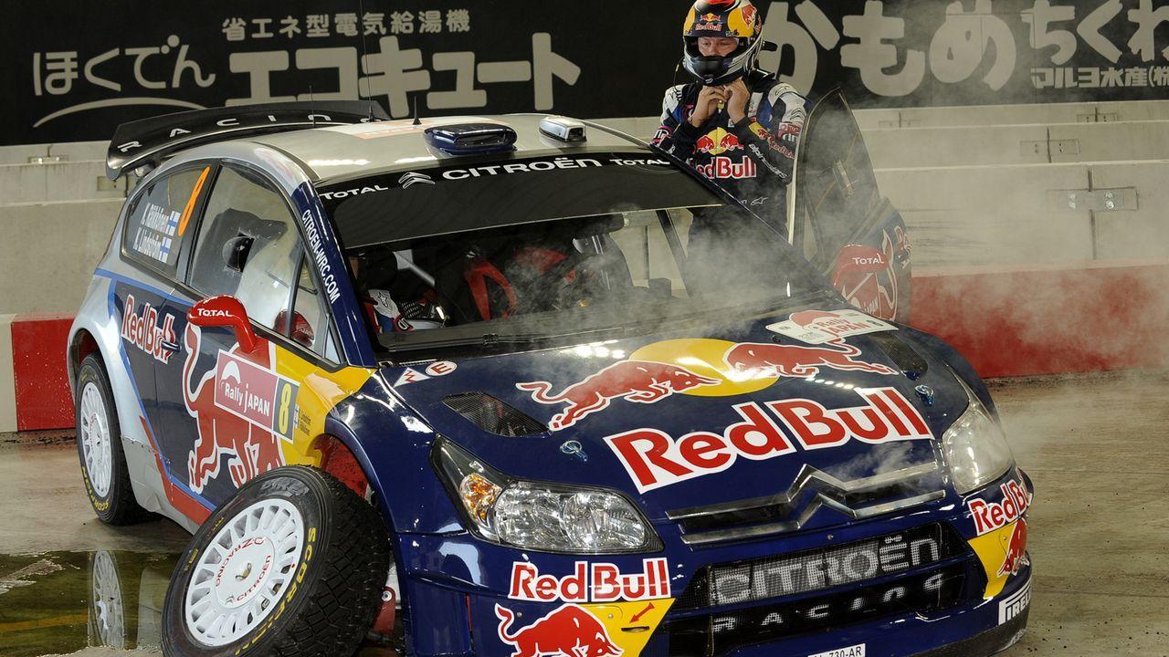 2010 und 2011: Rallye-Erfahrungen - Bildquelle: 2010 Getty Images