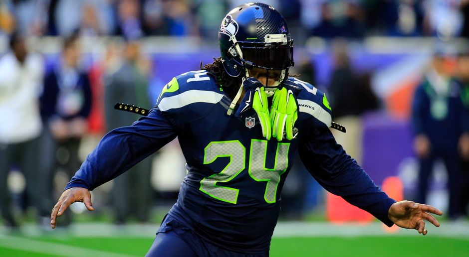 Marshawn Lynch (Seattle Seahawks) - Bildquelle: 2015 Getty Images