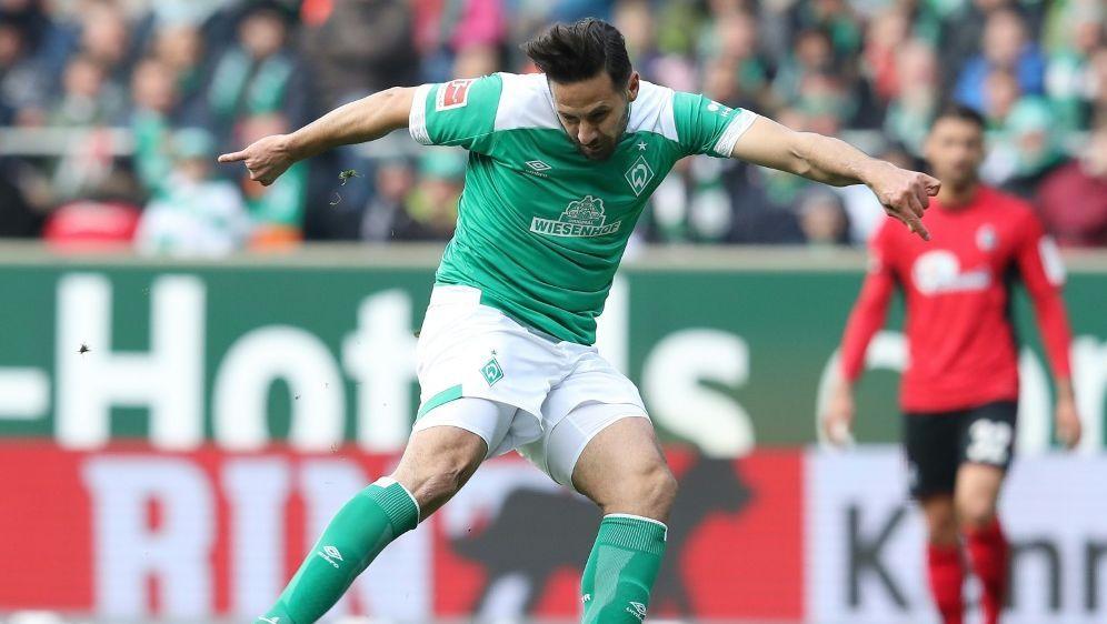 Pizarro ist heiß auf die Duelle gegen die Bayern - Bildquelle: FIROFIROSID