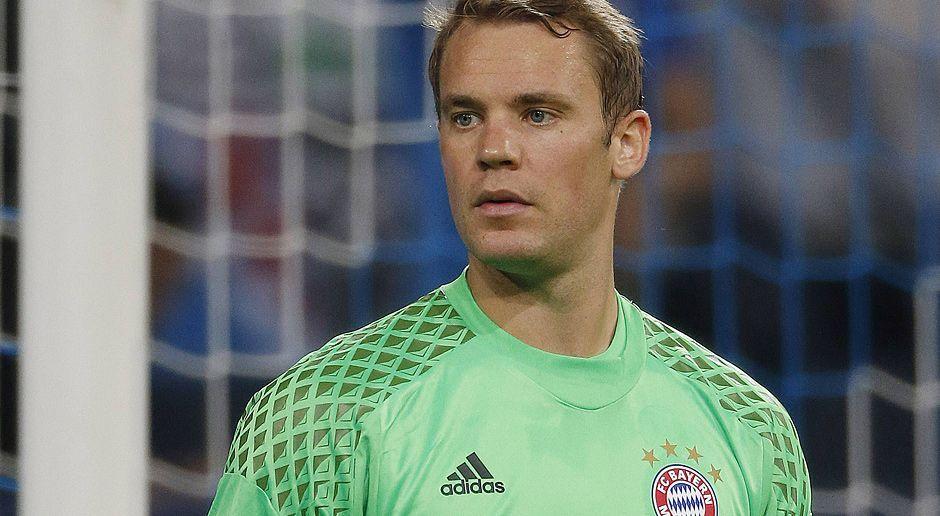 Manuel Neuer - Bildquelle: Imago