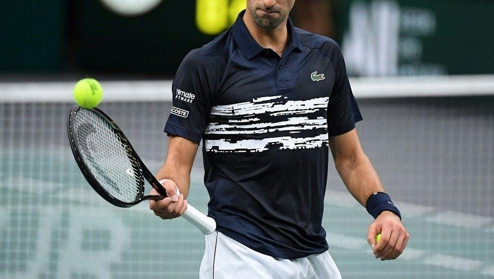 Top-Favorit für London: Novak Djokovic - Bildquelle: PIXATHLONPIXATHLONSID
