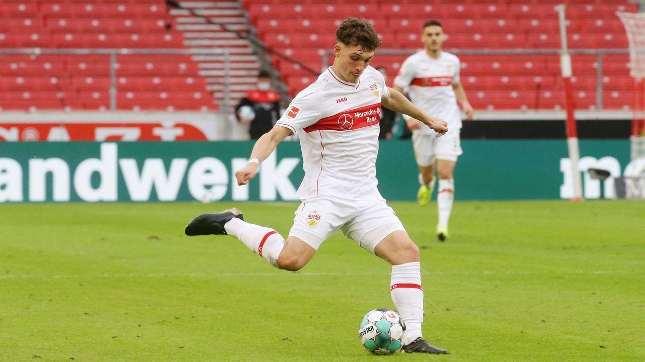 Mateo Klimowicz (VfB Stuttgart) - Bildquelle: imago images/Pressefoto Baumann