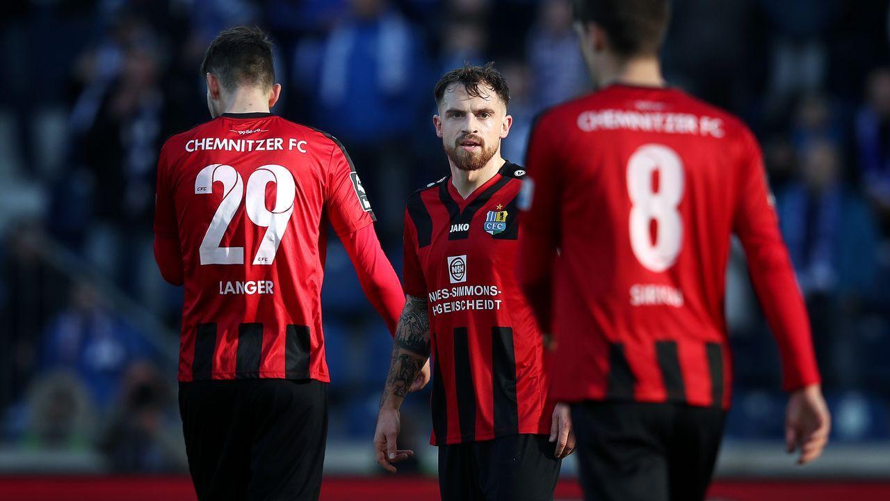 17. Chemnitzer FC - Bildquelle: 2020 Getty Images