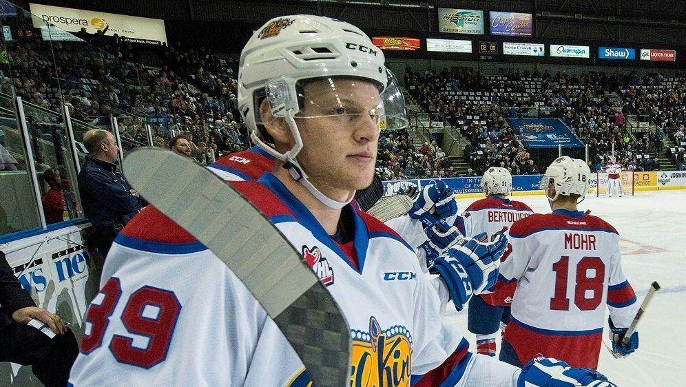 Nürnberg Ice Tigers holen Kanadier Brett Pollock - Bildquelle: AFPGETTY SIDMarissa Baecker
