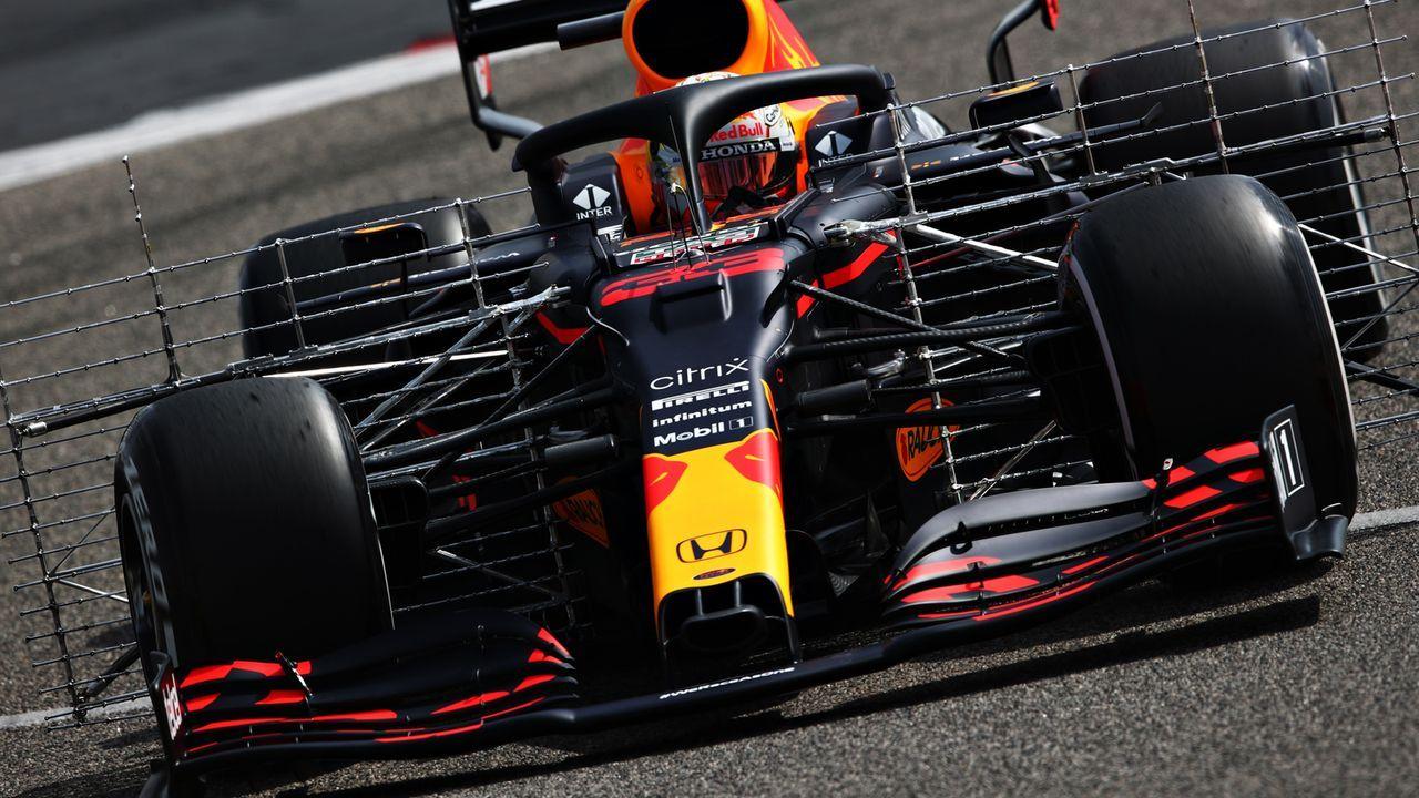 Bahrain-Tests: Verstappen gibt Gas - Bildquelle: Getty Images