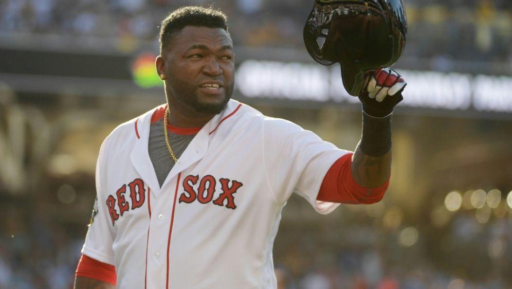 Gewann mit den Bosten Red Sox drei Mal die World Series - Bildquelle: PIXATHLONPIXATHLONSID