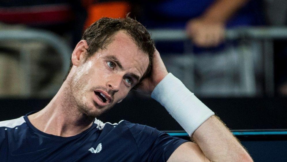 Greift wieder zum Schläger: Andy Murray - Bildquelle: PIXATHLONPIXATHLONSID
