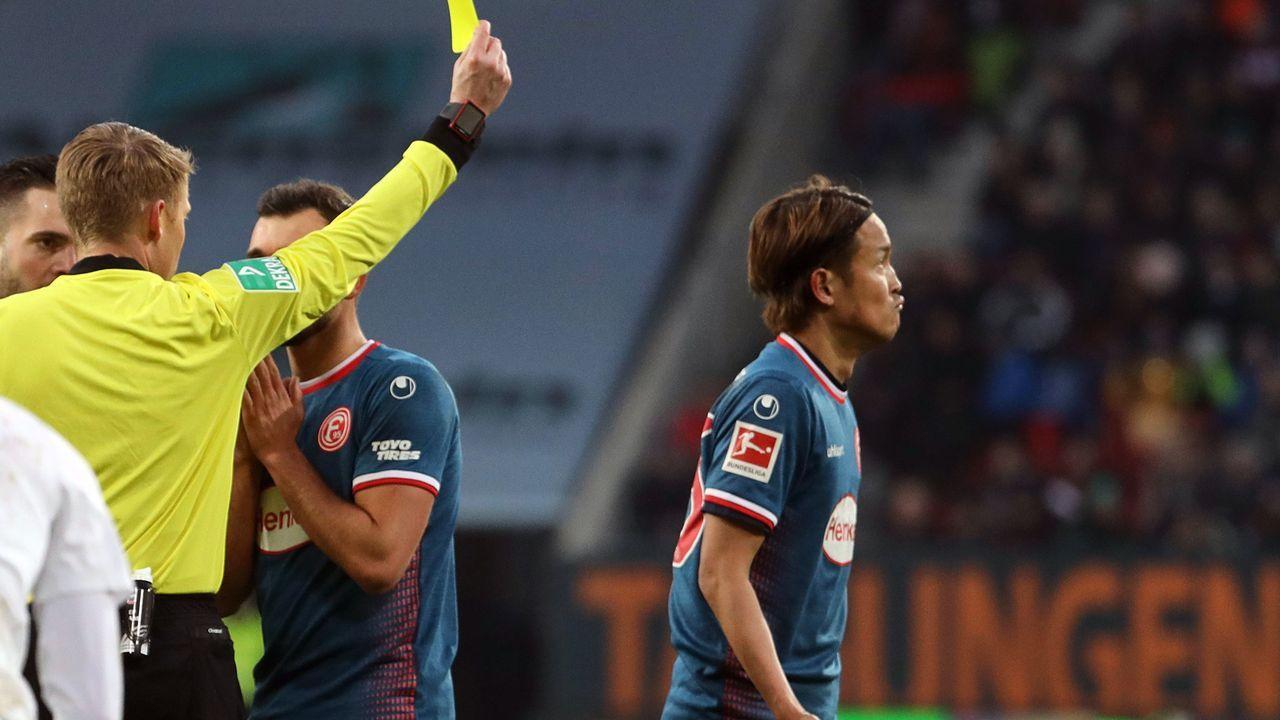 Platz 6 - Fortuna Düsseldorf (72 Punkte) - Bildquelle: imago/Krieger