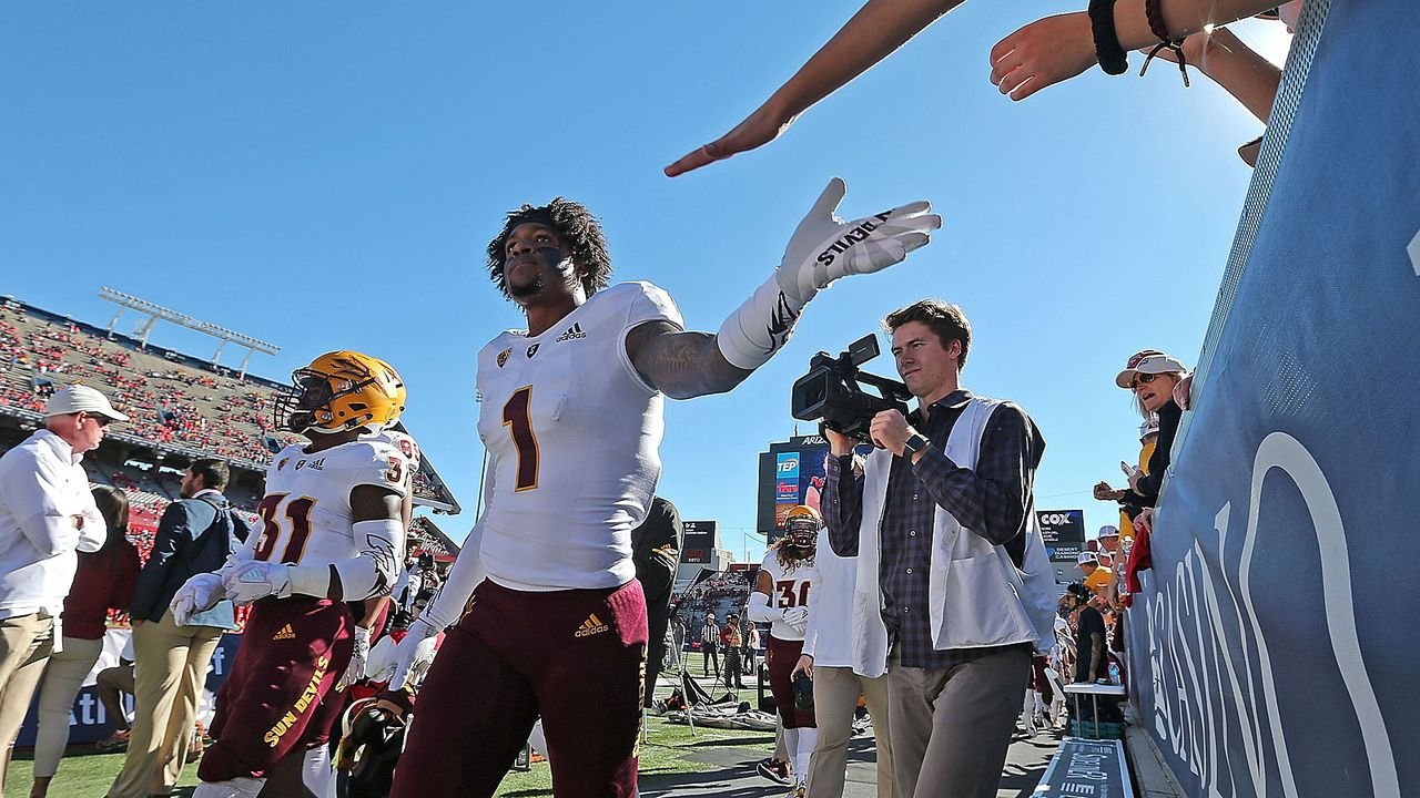 N'Keal Harry - Bildquelle: Getty Images