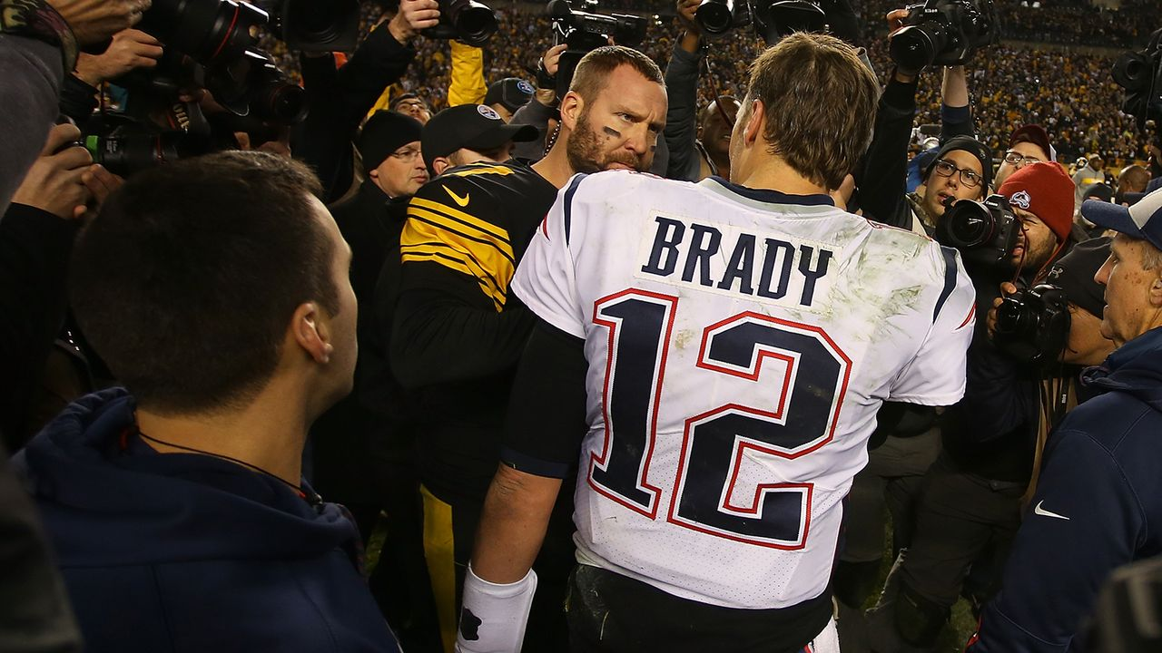 Woche 1: Pittsburgh Steelers at New England Patriots  - Bildquelle: 2018 Getty Images