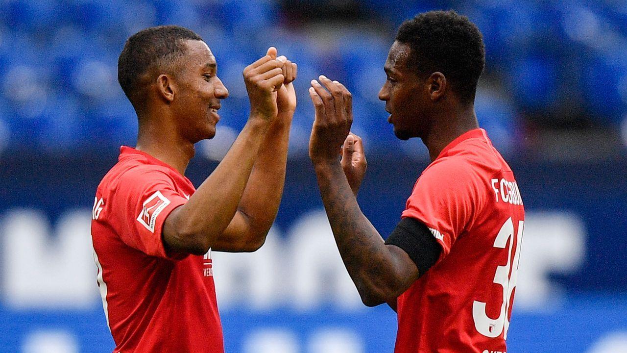 15. FC Augsburg - Bildquelle: 2020 Getty Images