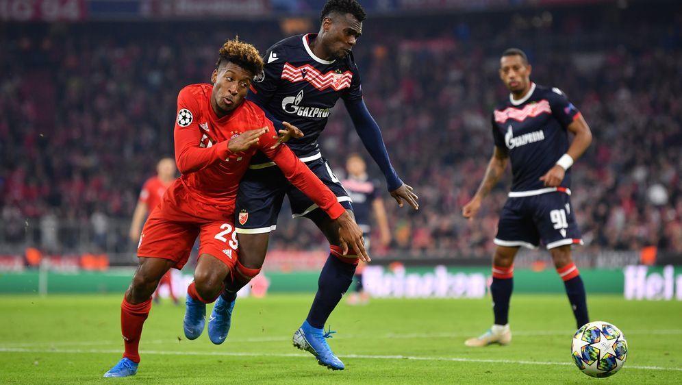 Pflichtsieg für Bayern - Bildquelle: getty