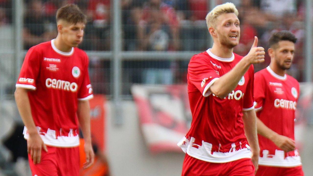 Rot-Weiß Oberhausen (4. Liga) - Bildquelle: imago/Eibner