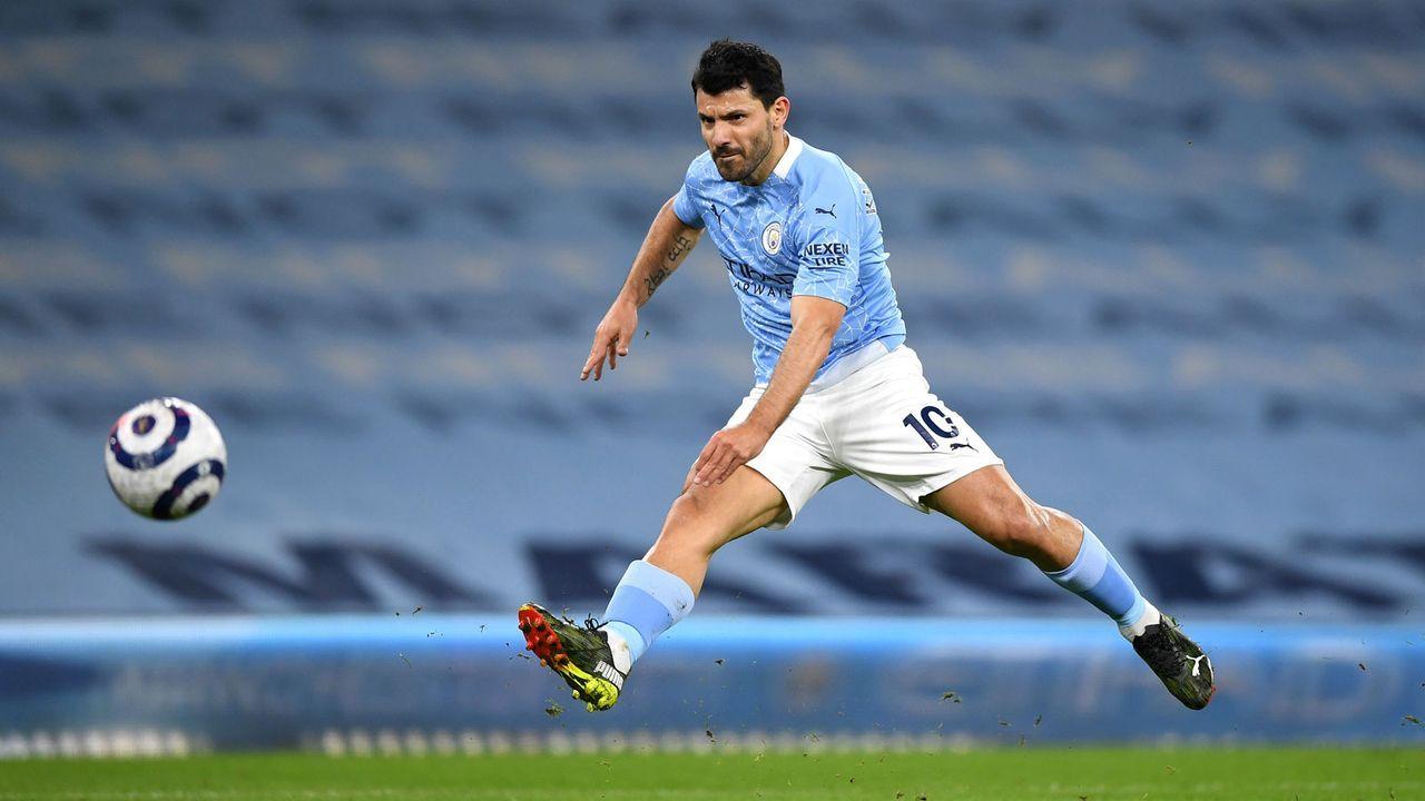 Sergio Agüero (Manchester City) - Bildquelle: Getty Images