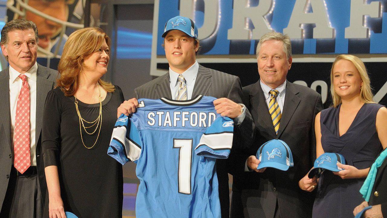 NFL Draft 2009: Matthew Stafford