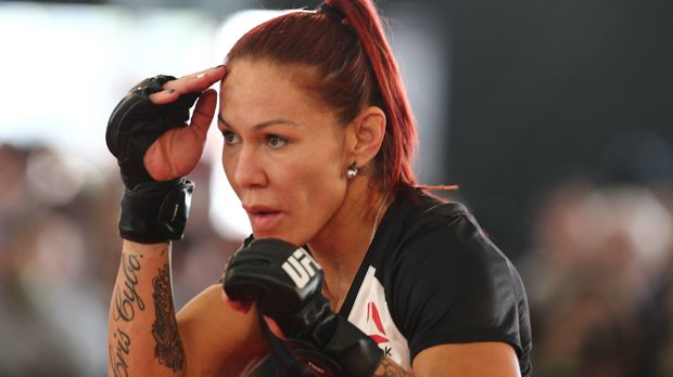 Vor UFC 222: So tickt Cris Cyborg - Bildquelle: imago/ZUMA Press