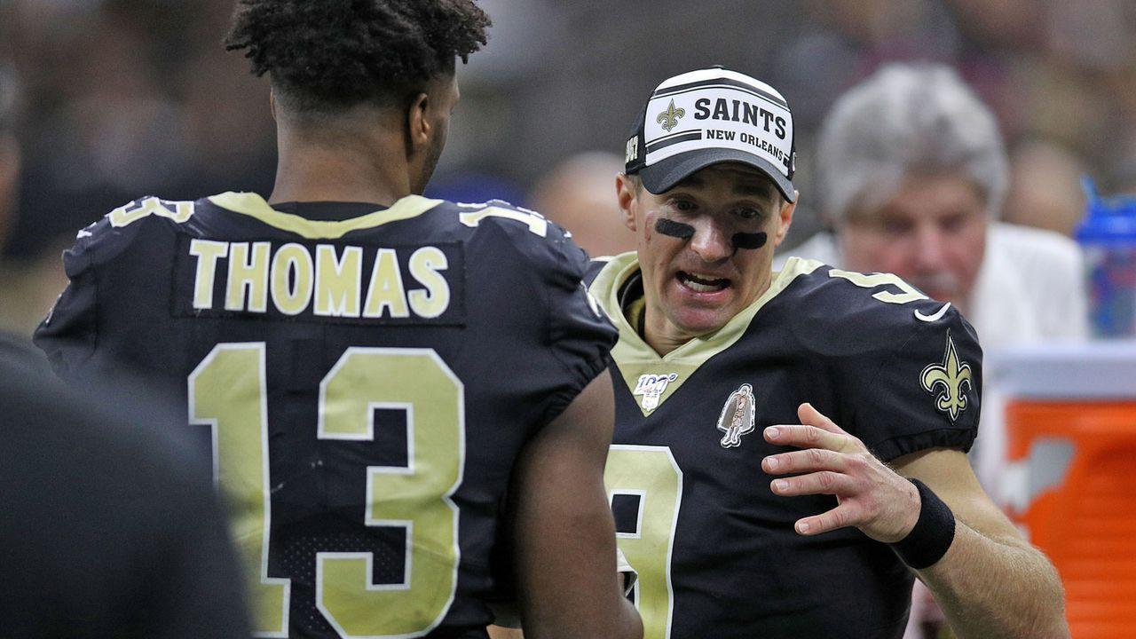 NFC: 1. New Orleans Saints (aktuell 7-1) - Bildquelle: 2019 Getty Images