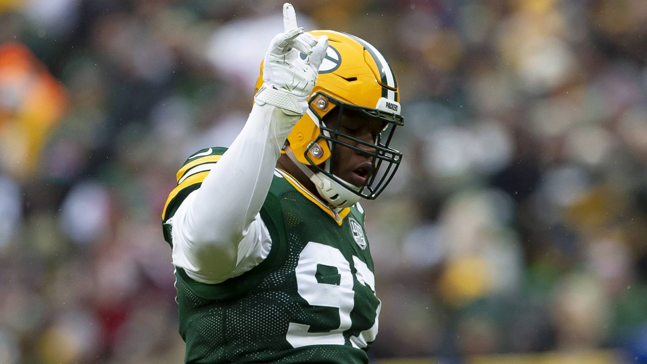 Option gezogen: Kenny Clark (Green Bay Packers) - Bildquelle: imago/ZUMA Press