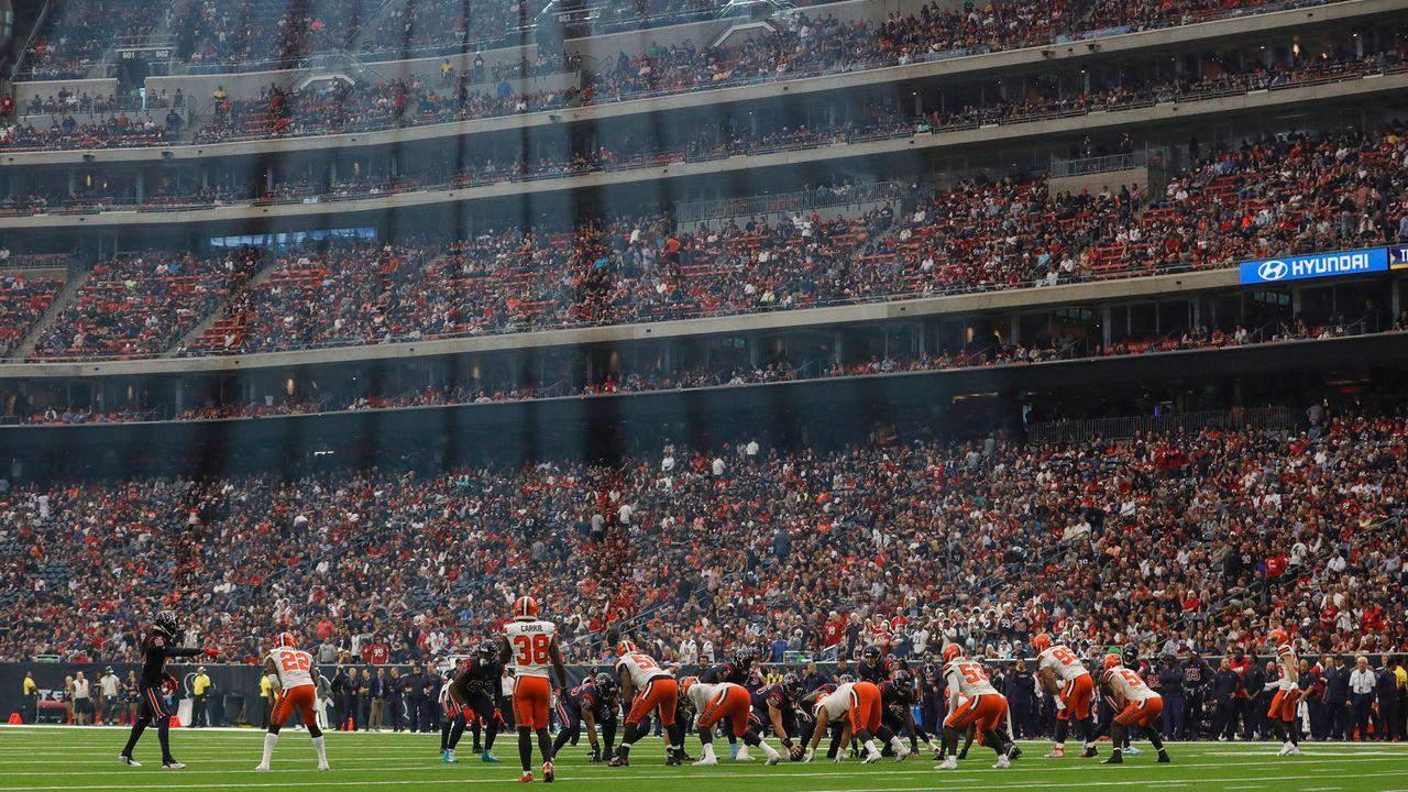 11. Houston Texans - Bildquelle: 2018 Getty Images