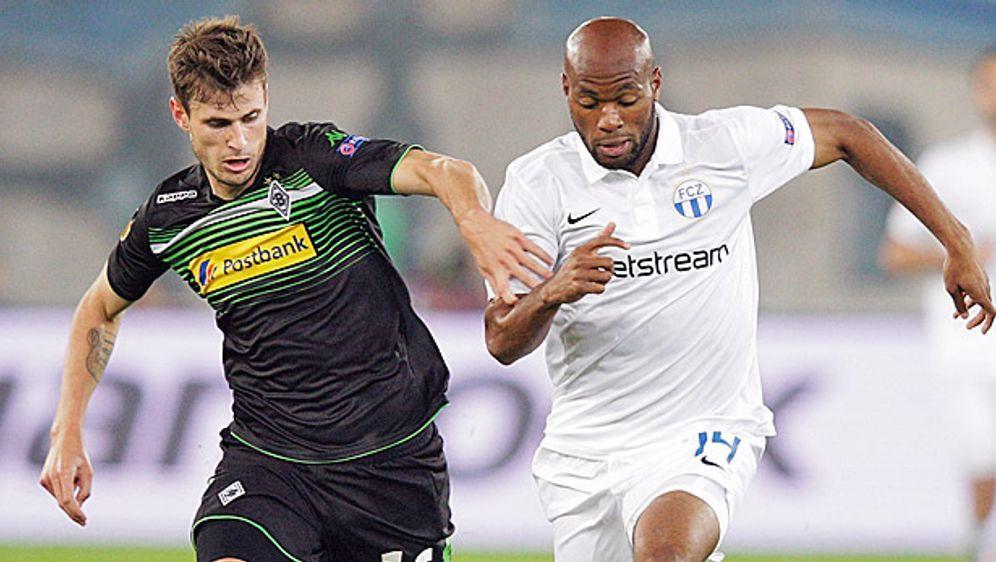 Nordtveit beschert der Borussia immerhin einen Punkt - Bildquelle: SID-SID-PIXATHLON
