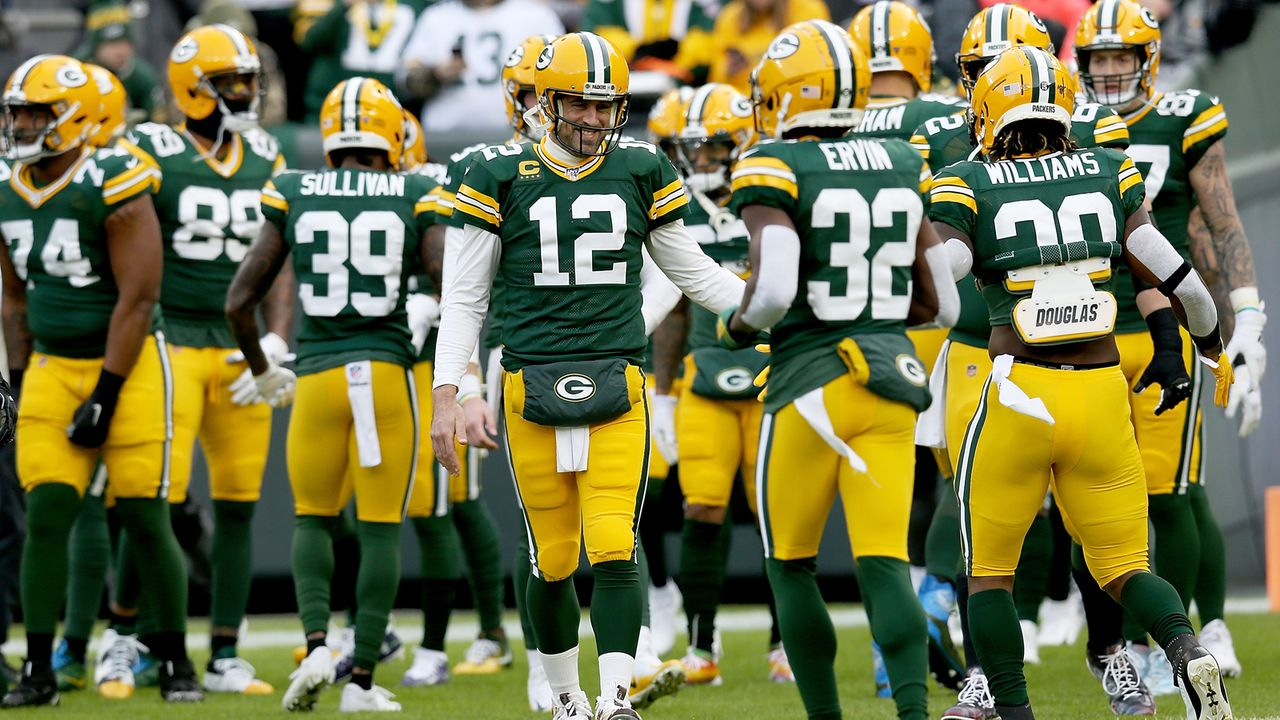 NFC Divisional Round: #2 Green Bay Packers (Vorwoche #2) - Bildquelle: 2019 Getty Images