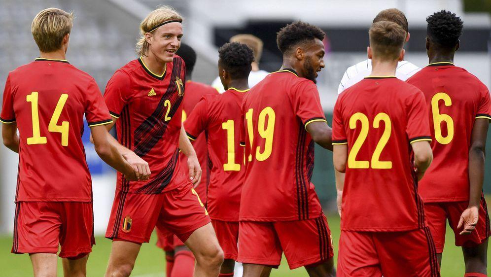 Erneut überrumpelt: Belgiens U21-Auswahl lässt auf dem Weg zur EM 2021 in Mo... - Bildquelle: imago