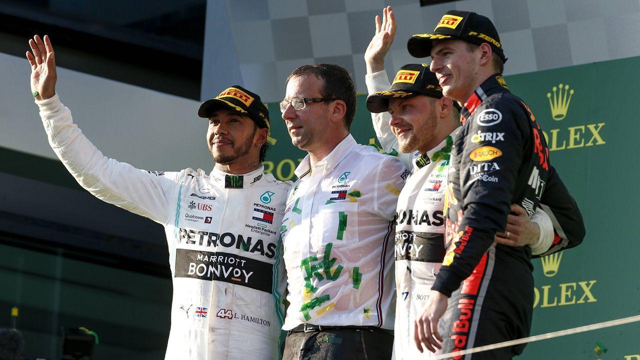 Formel 1: Fünf Erkenntnisse aus dem Australien Grand Prix - Bildquelle: imago images / HochZwei