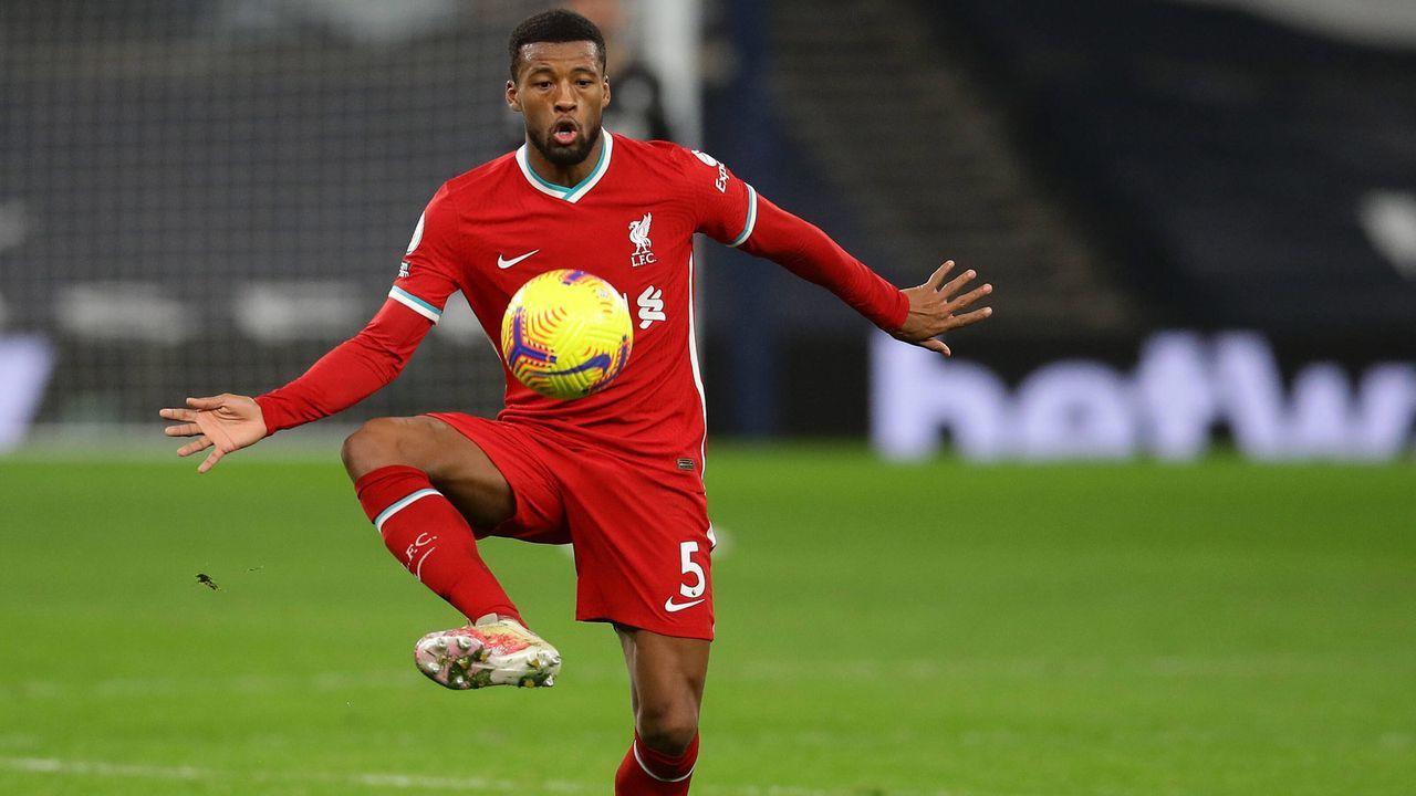 Georginio Wijnaldum (FC Liverpool) - Bildquelle: imago images/Sportimage