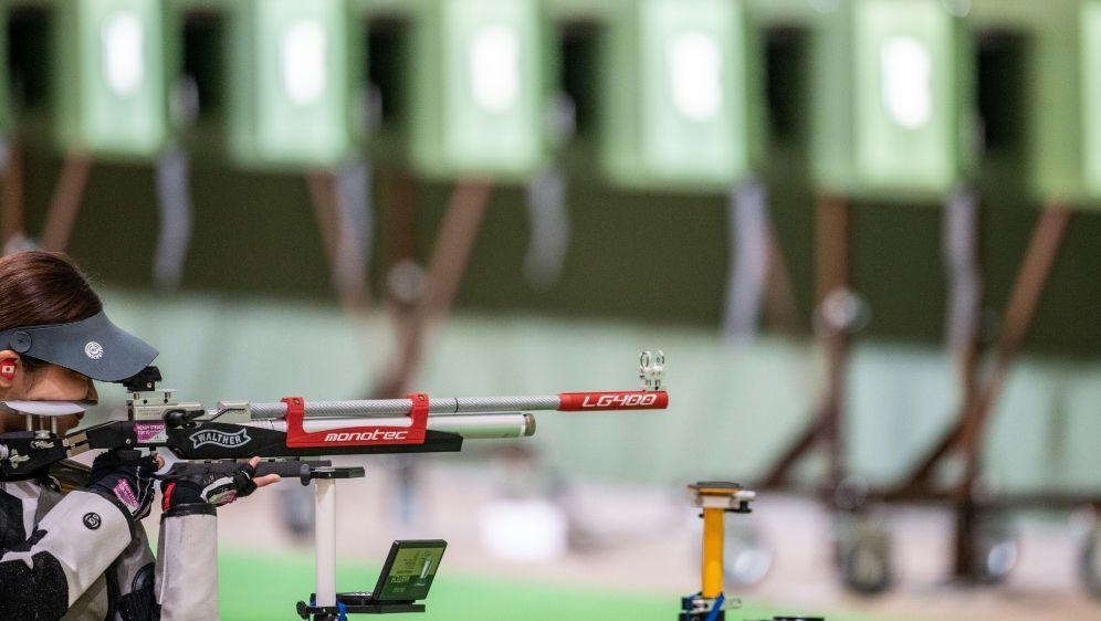 Tokio: Sportschützin Yang gewinnt erste Goldmedaille - Bildquelle: AFPSIDPhilip FONG