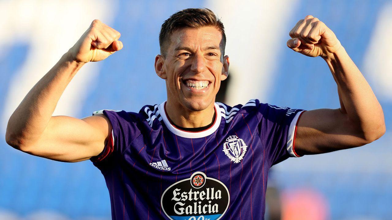 16. Real Valladolid - Bildquelle: 2020 Getty Images