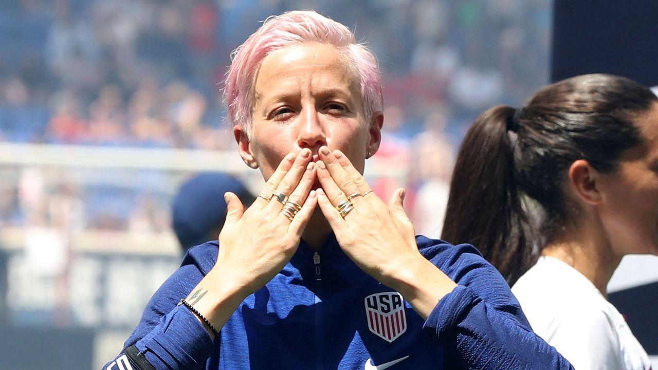 Wer sind die internationalen Top-Spielerinnen? - Bildquelle: 2019 Getty Images