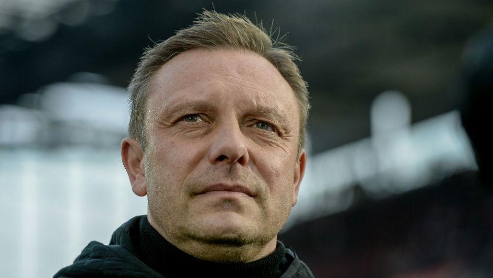 Breitenreiter und Hannover wollen gegen Gladbach punkten - Bildquelle: PIXATHLONPIXATHLONSID