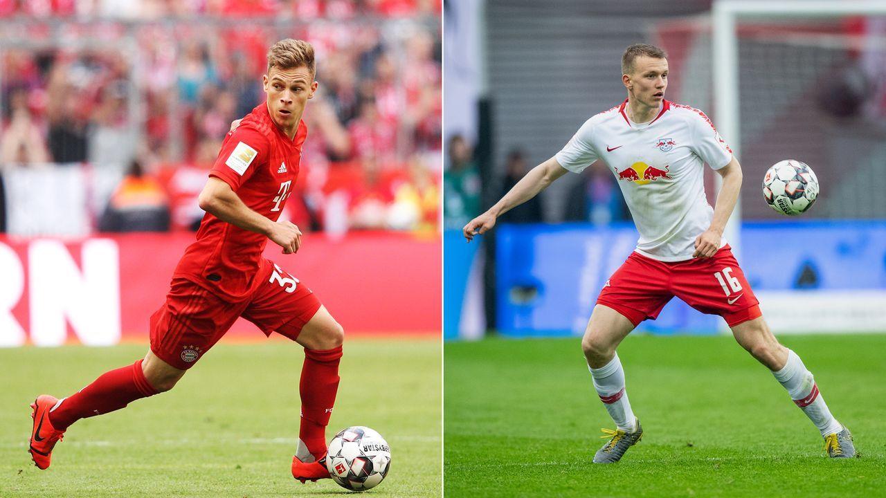 Joshua Kimmich vs. Lukas Klostermann