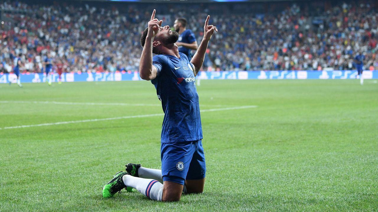 Olivier Giroud (FC Chelsea) - Bildquelle: getty