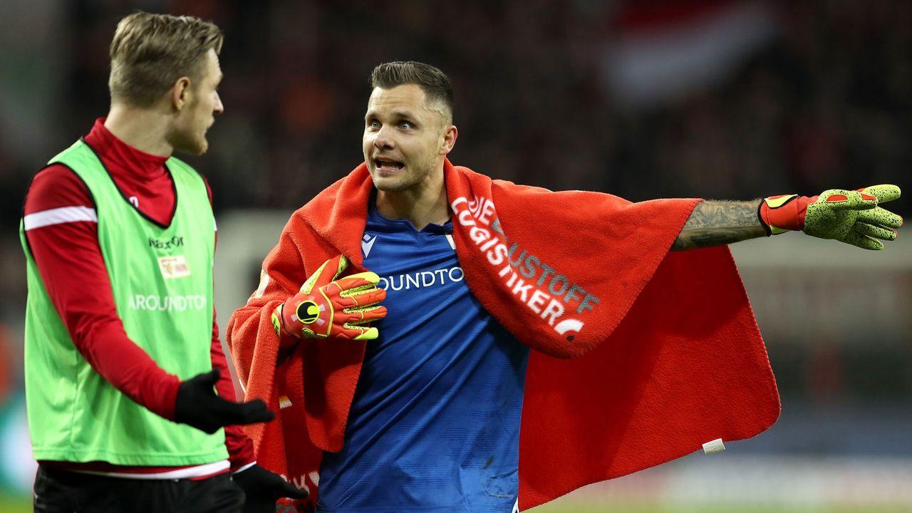 Rafal Gikiewicz (FC Augsburg) - Bildquelle: Getty Images